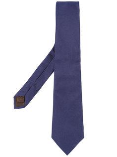 однотонный галстук Churchs