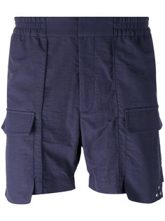 side pocket track shorts Var/City