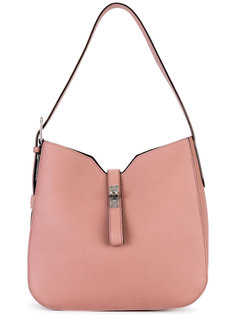 сумка на плечо с поворачивающейся застежкой Bally