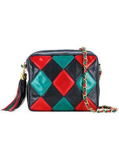 стеганая сумка с кисточкой Chanel Vintage