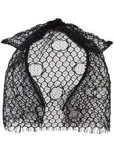Tina veil headband Maison Michel