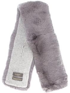 fur neck warmer N.Peal