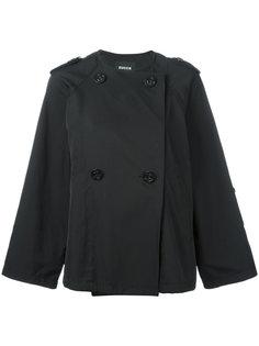 двубортная куртка Zucca