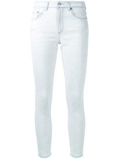 облегающие укороченные джинсы Acne Studios