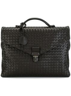 классический портфель Bottega Veneta