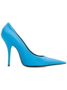 туфли с заостренным носком на шпильках 110 Balenciaga