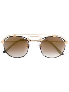 солнцезащитные очки с круглой оправой Spektre