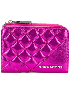 стеганый кошелек Dsquared2