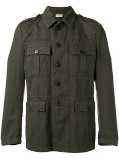 куртка в стиле милитари  Dries Van Noten