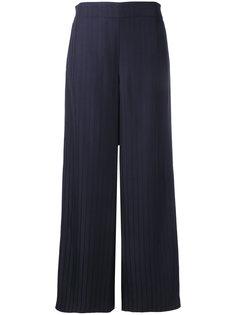 широкие брюки в тонкую полоску Acne Studios