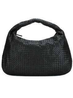 плетеная сумка на плечо Bottega Veneta