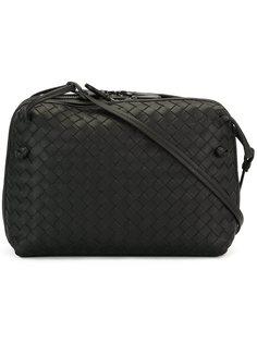 фактурная сумка через плечо  Bottega Veneta
