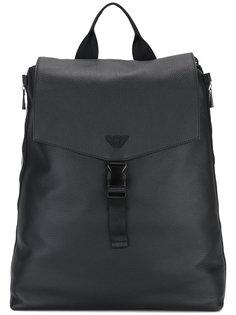 рюкзак с логотипом Emporio Armani