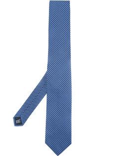 галстук с вышивкой Cerruti 1881