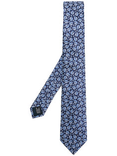 """галстук с принтом """"пейсли"""" Lanvin"""