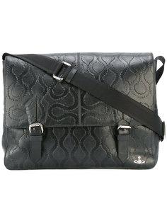 textured shoulder bag  Vivienne Westwood