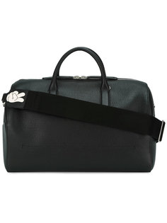 дорожная сумка с заплатками Anya Hindmarch