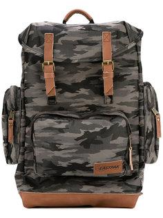 camouflage backpack Eastpak