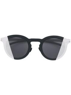 round bi-tone sunglasses Mykita