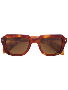 tortoiseshell sunglasses Jacques Marie Mage