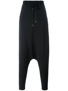 drop-crotch sweatpants Army Of Me