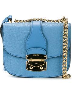 маленькая сумка через плечо  Miu Miu