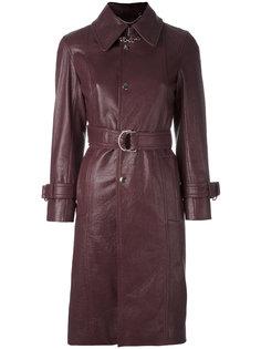 пальто с цепочной отделкой Balenciaga