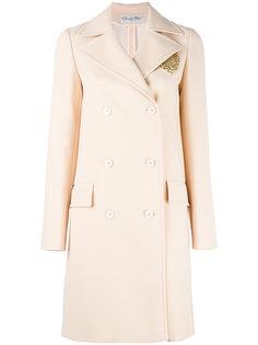 двубортное пальто Dior