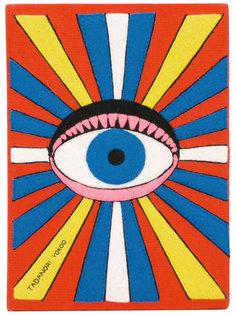 клатч в виде книги Eye book Olympia Le-Tan