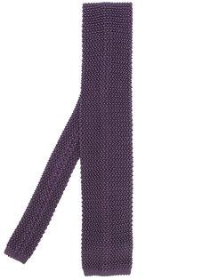 галстук с вертикальным узором Tom Ford