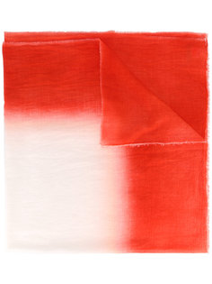 gradient scarf Faliero Sarti
