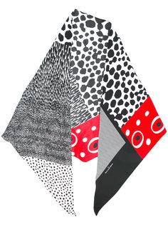 spots and stripes scarf Pierre-Louis Mascia