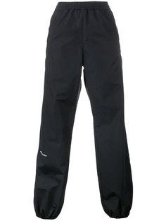 спортивные брюки с вышивкой логотипа Balenciaga