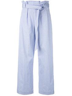 striped Pippa trousers  Harmony Paris