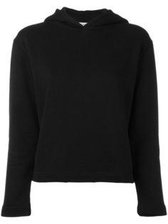 high back hoodie Balenciaga