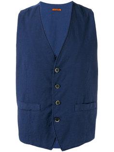 houndstooth check waistcoat  Barena