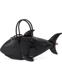 сумка на плечо Fish Thom Browne
