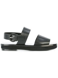 сандалии с ремешками Céline
