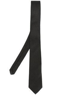 тонкий галстук Signature Evening Saint Laurent