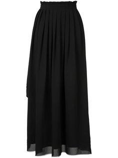 maxi skirt  Victor Alfaro
