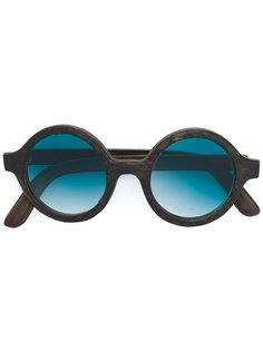 round frame sunglasses  Slave To Ancestors
