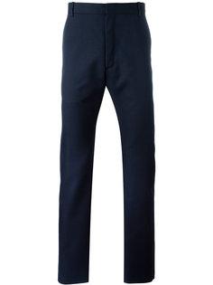 брюки прямого кроя Balenciaga