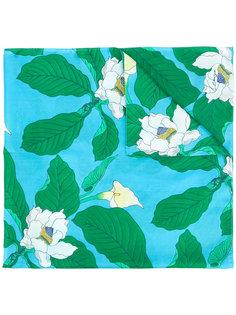 flower print scarf Kenzo Vintage