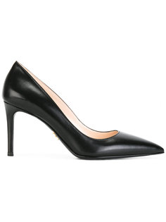классические туфли-лодочки Prada