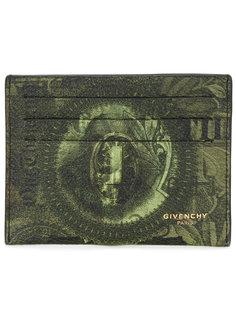 визитница с принтом доллара Givenchy