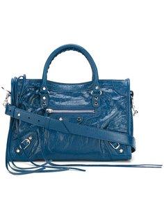 сумка-тоут с бахромой Balenciaga