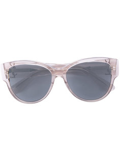 """очки """"кошачий глаз"""" Saint Laurent"""