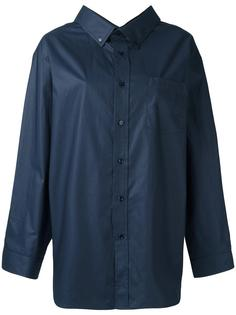 свободная рубашка  Balenciaga