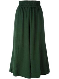 wide-leg pleated trousers Acne Studios