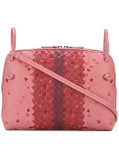 сумка через плечо с плетеным дизайном Bottega Veneta